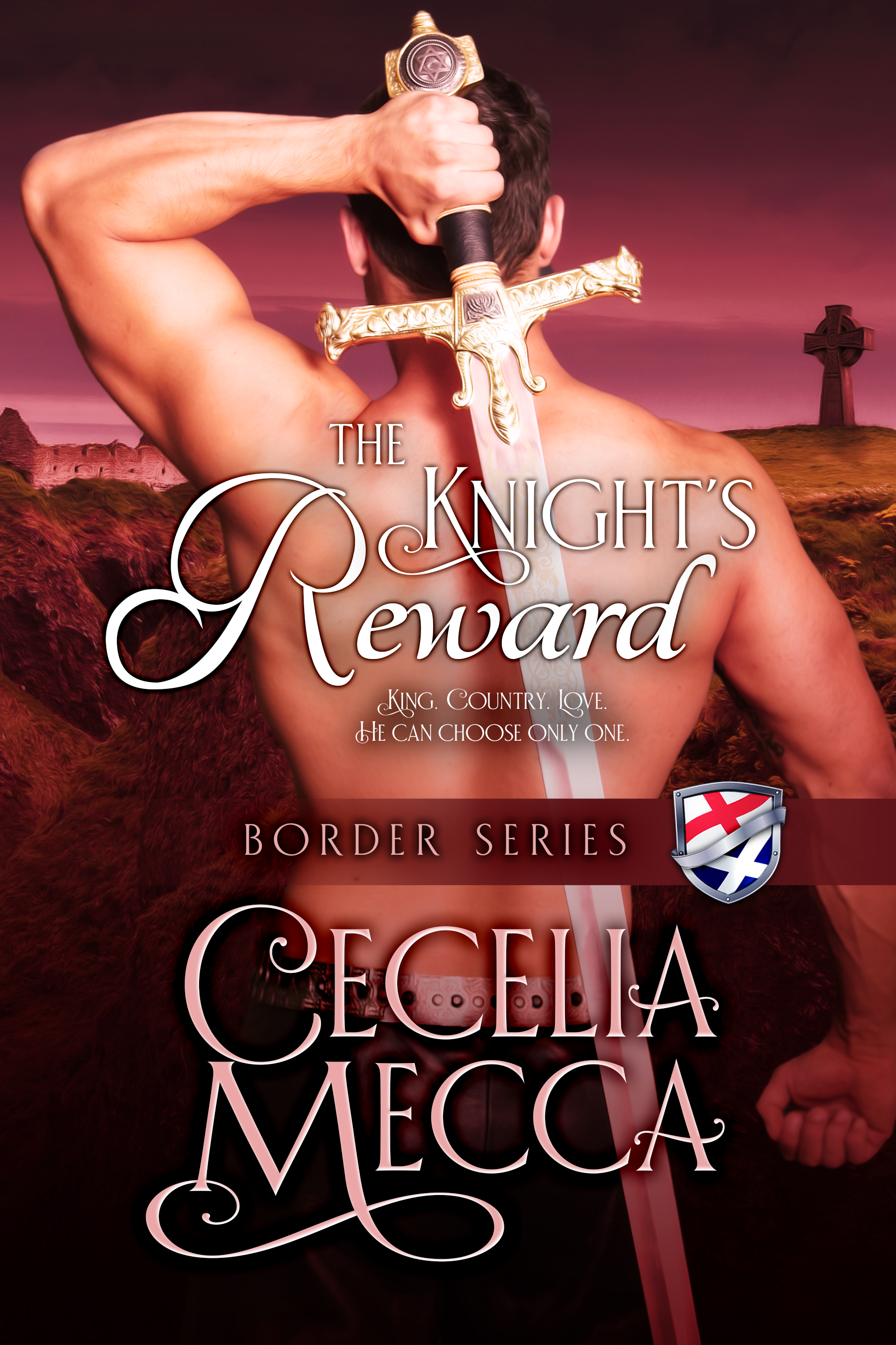 The Knight's Reward: Cover Reveal!