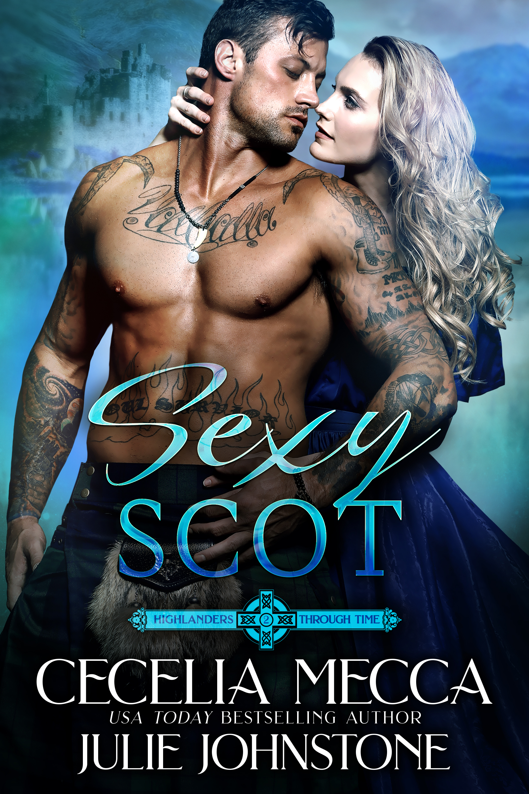 Sexy Scot Author Insight